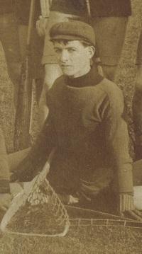 Dave Gibbons in 1905.